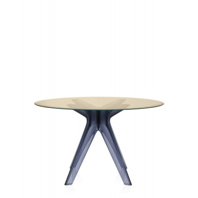SIR GIO TABLE RONDE STRUCTURE FUME